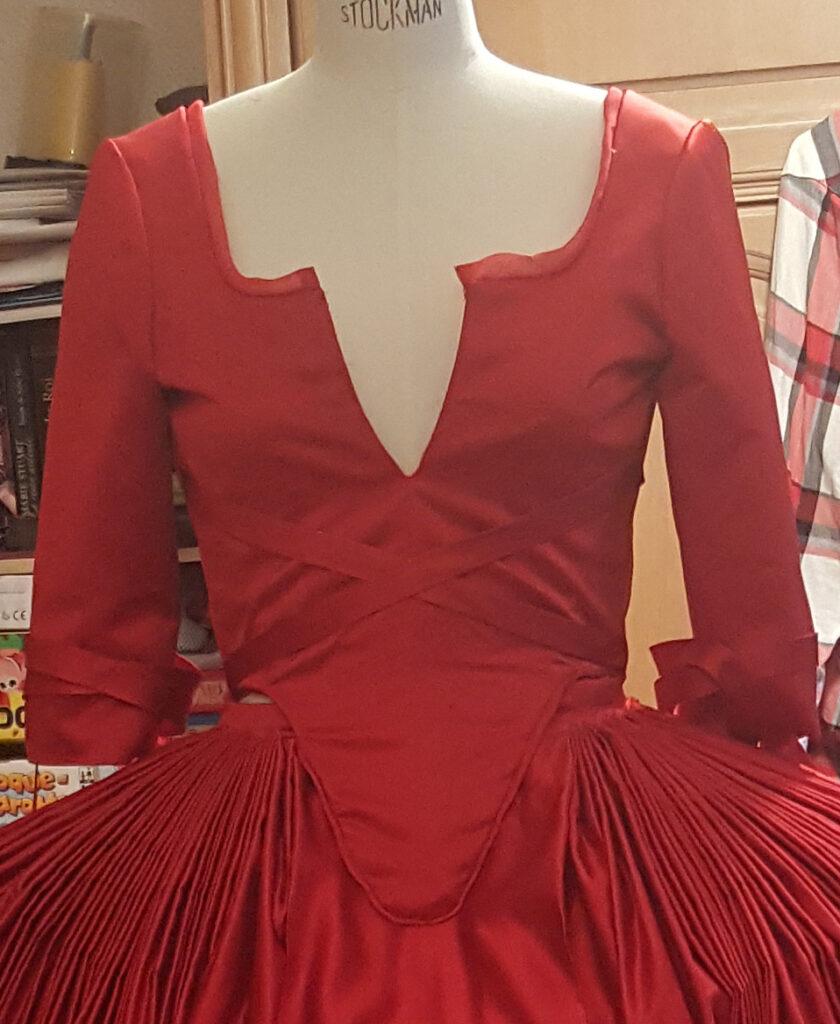 Zoom corset